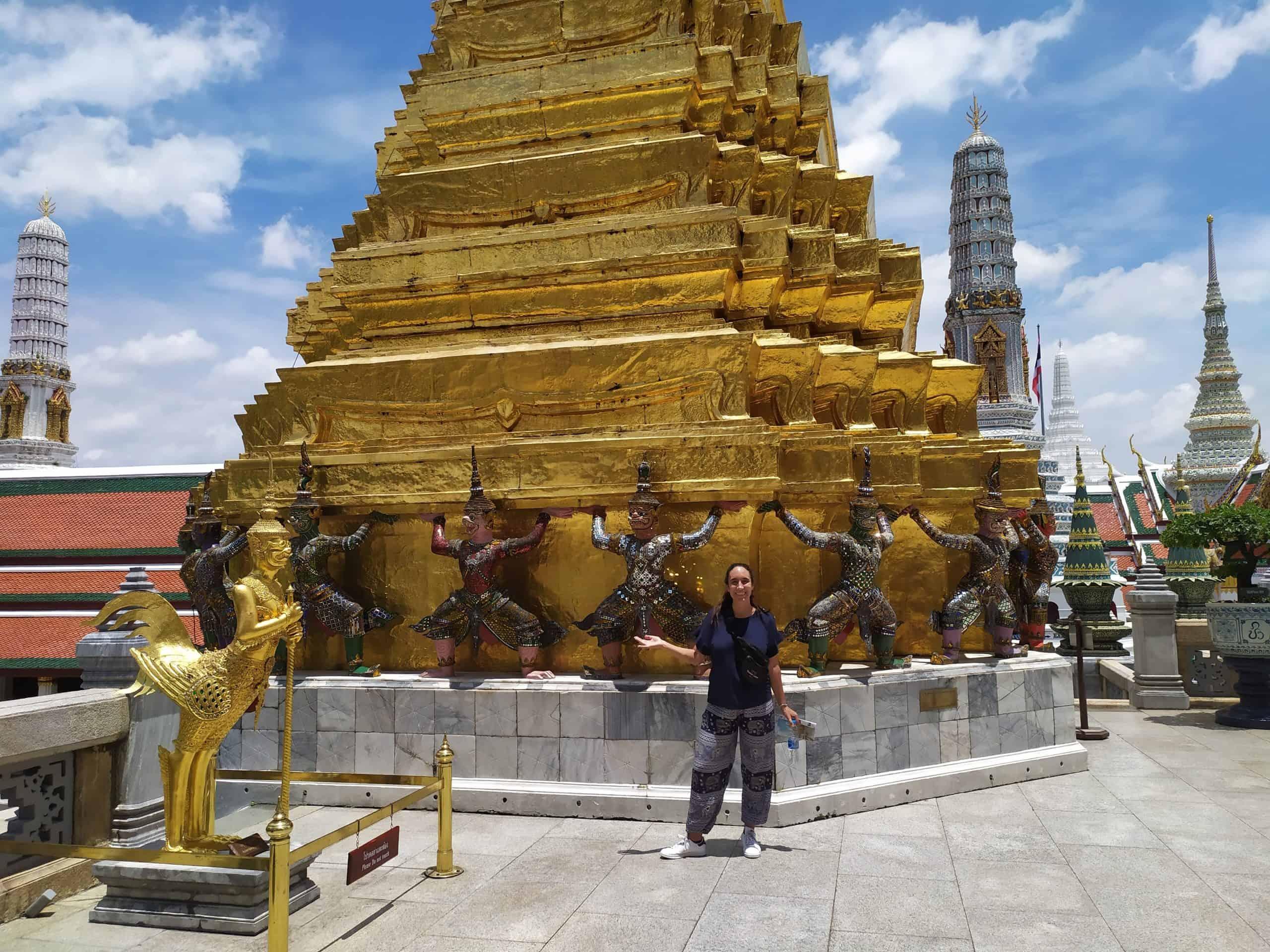 visitar el gran palacio de bangkok que hacer en tailandia