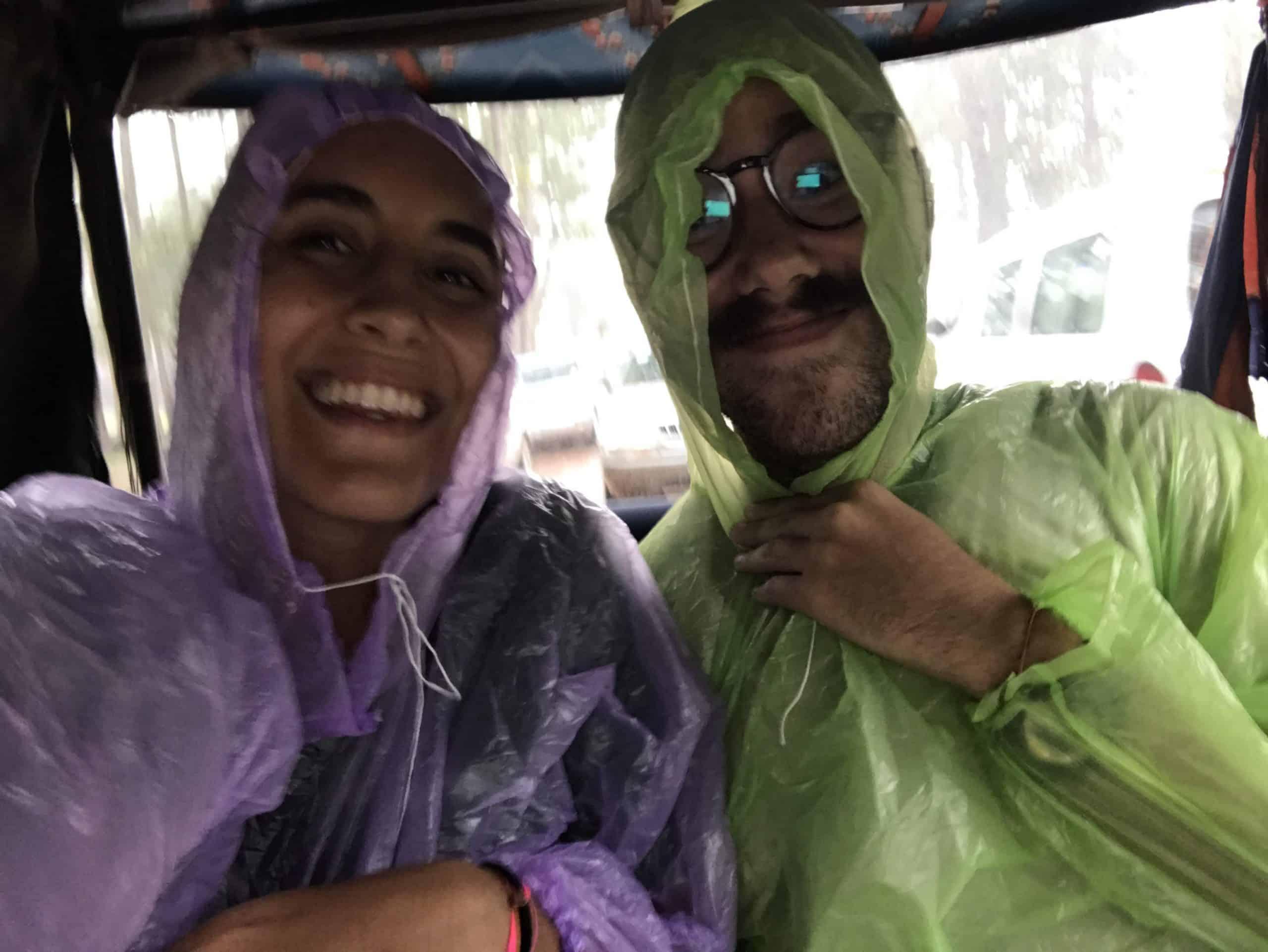 que llevar lluvia tailandia