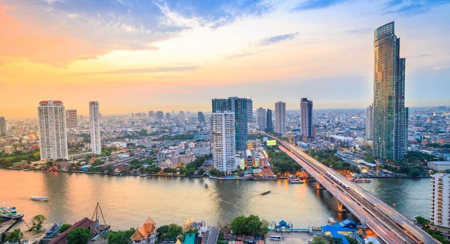 la segunda ciudad mas barata de tailandia