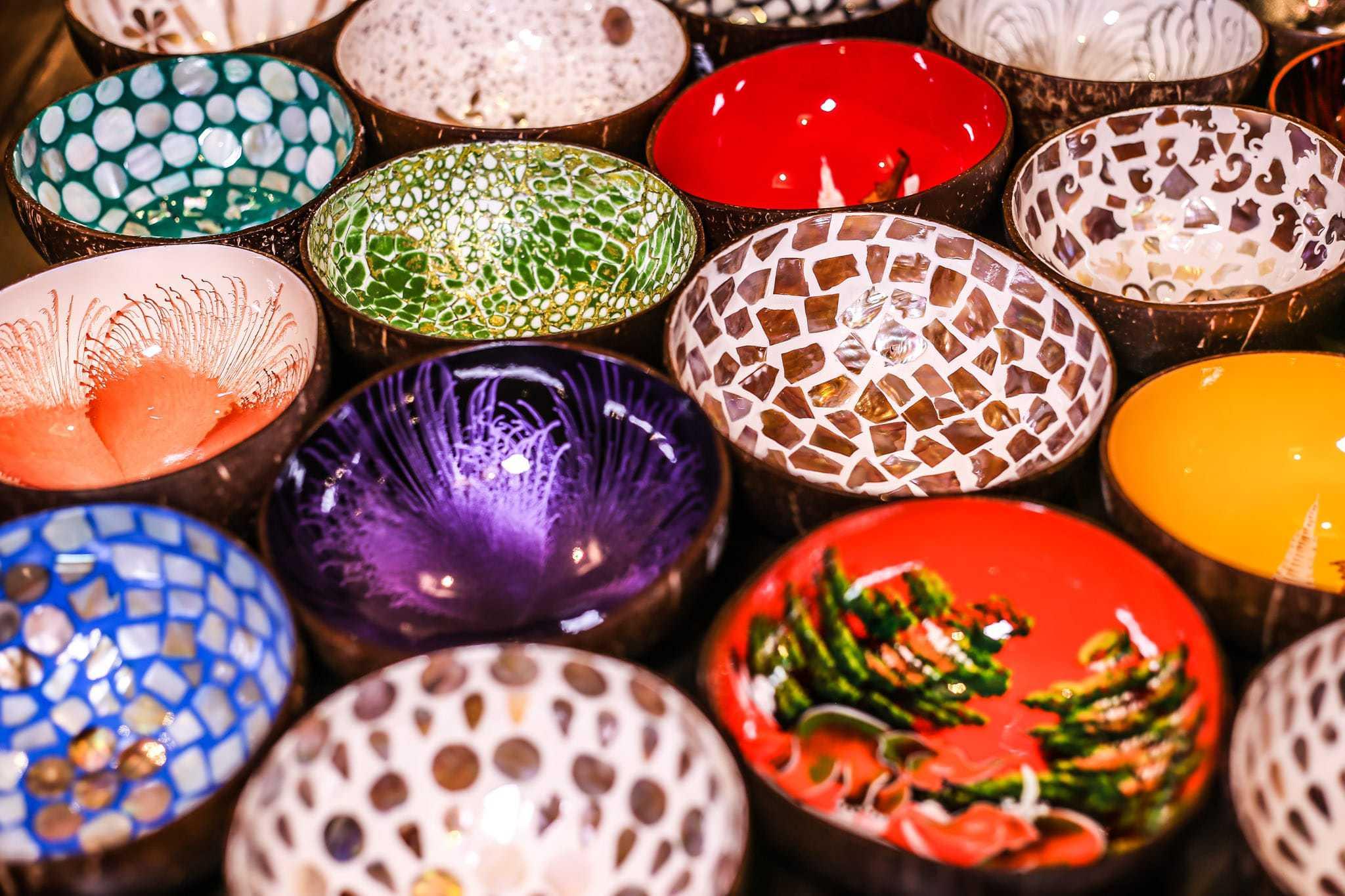 bol de coco buen regalo comprar en tailandia