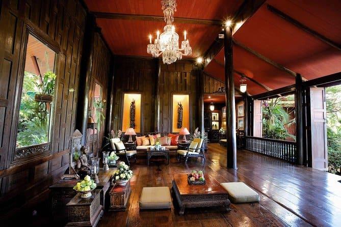 casa de Jim Thompson en Bangkok visitar horarios