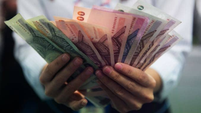 cajeros en tailandia. donde conseguir dinero
