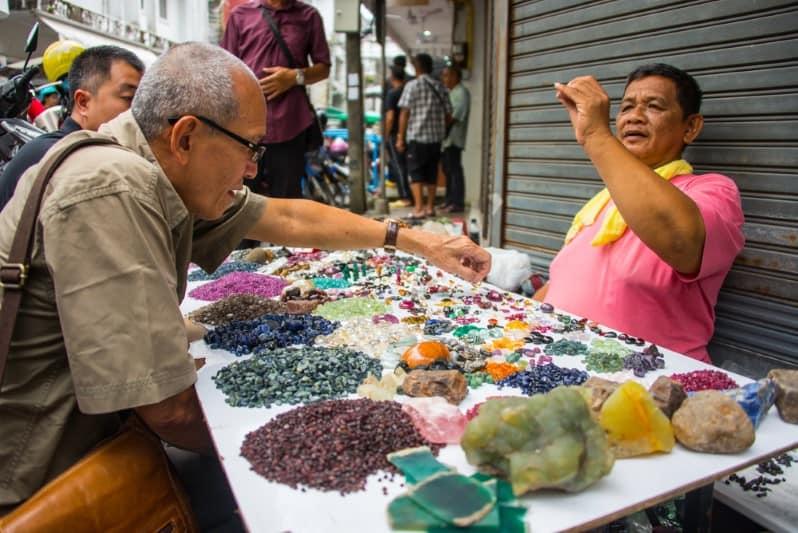 gemas preciosas donde comprar en tailandia souvenirs