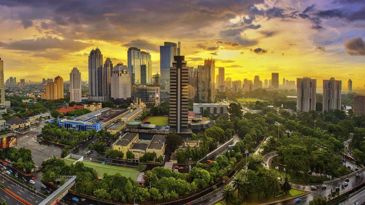 la ciudad mas barata de indonesia