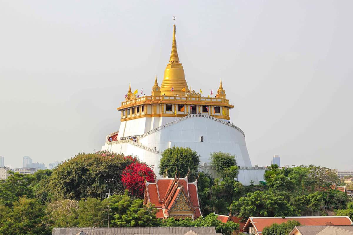 wat saket templo tailandia famoso visitar que ver