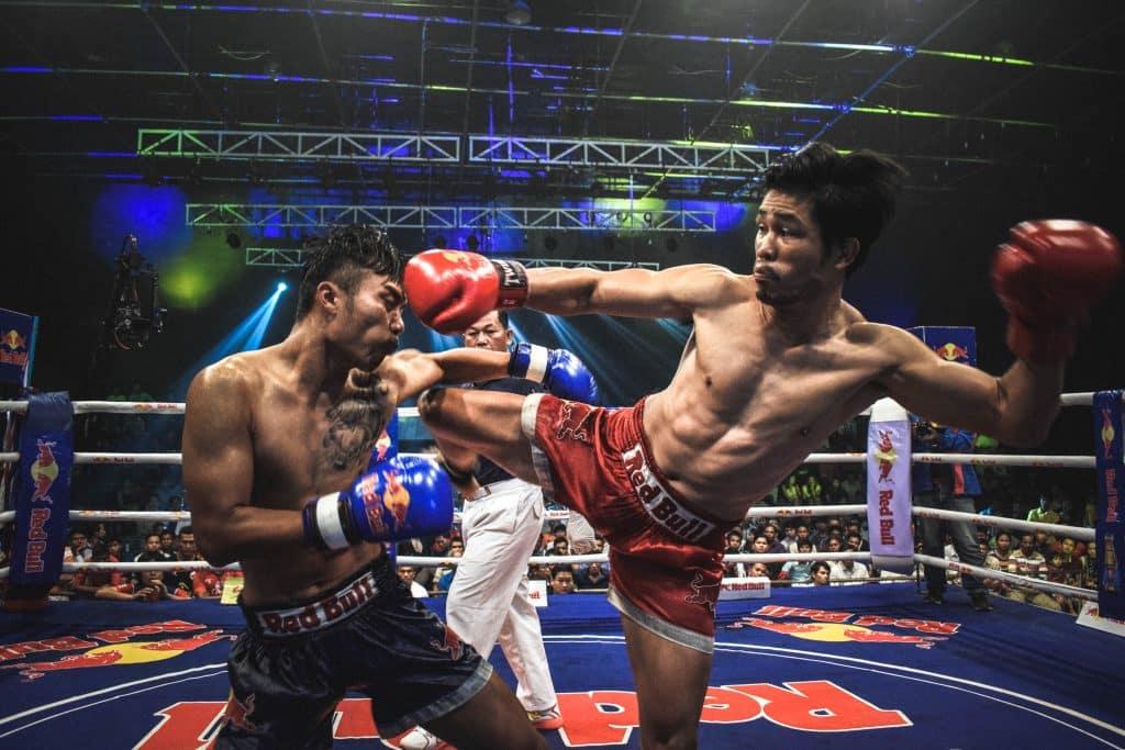 combate de muay thai en tailandia bangkok