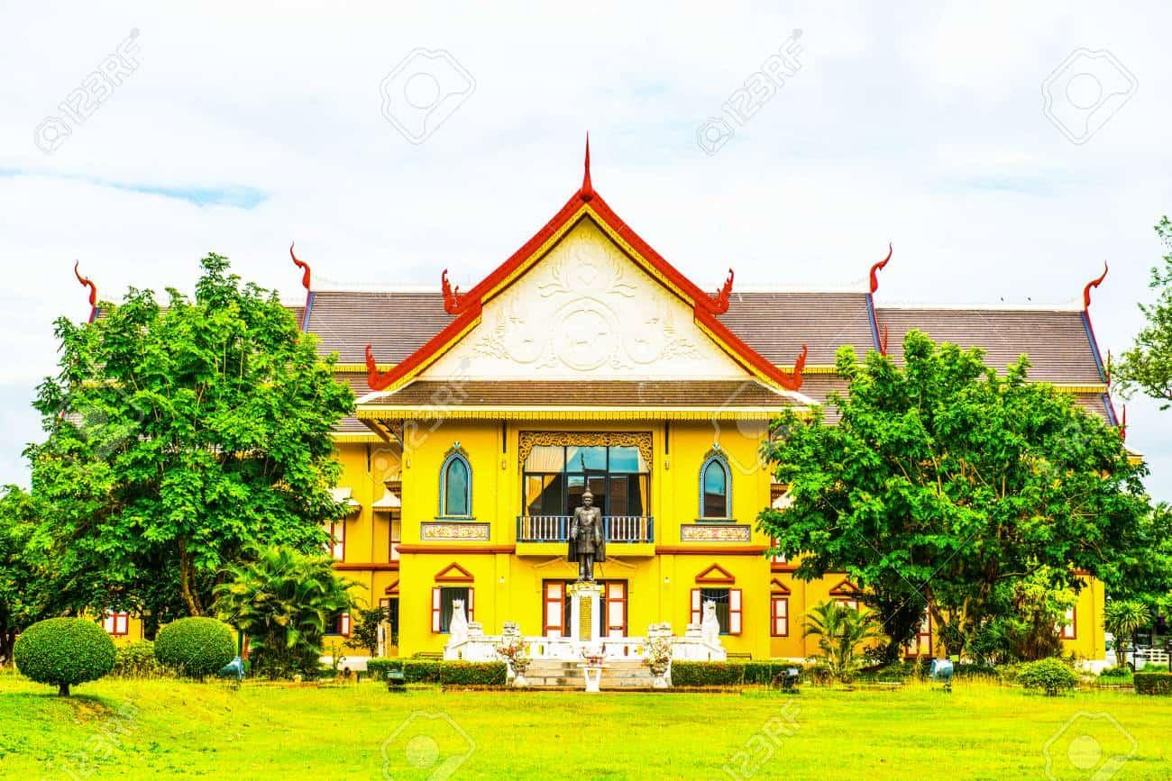 foto del museo nacional de nan tailandia que ver