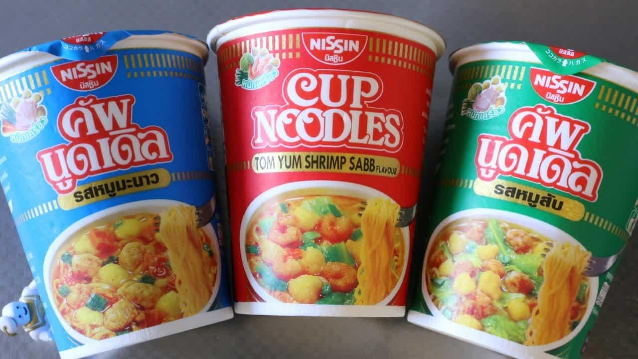los mejores noodles tailandeses para traer de regalo