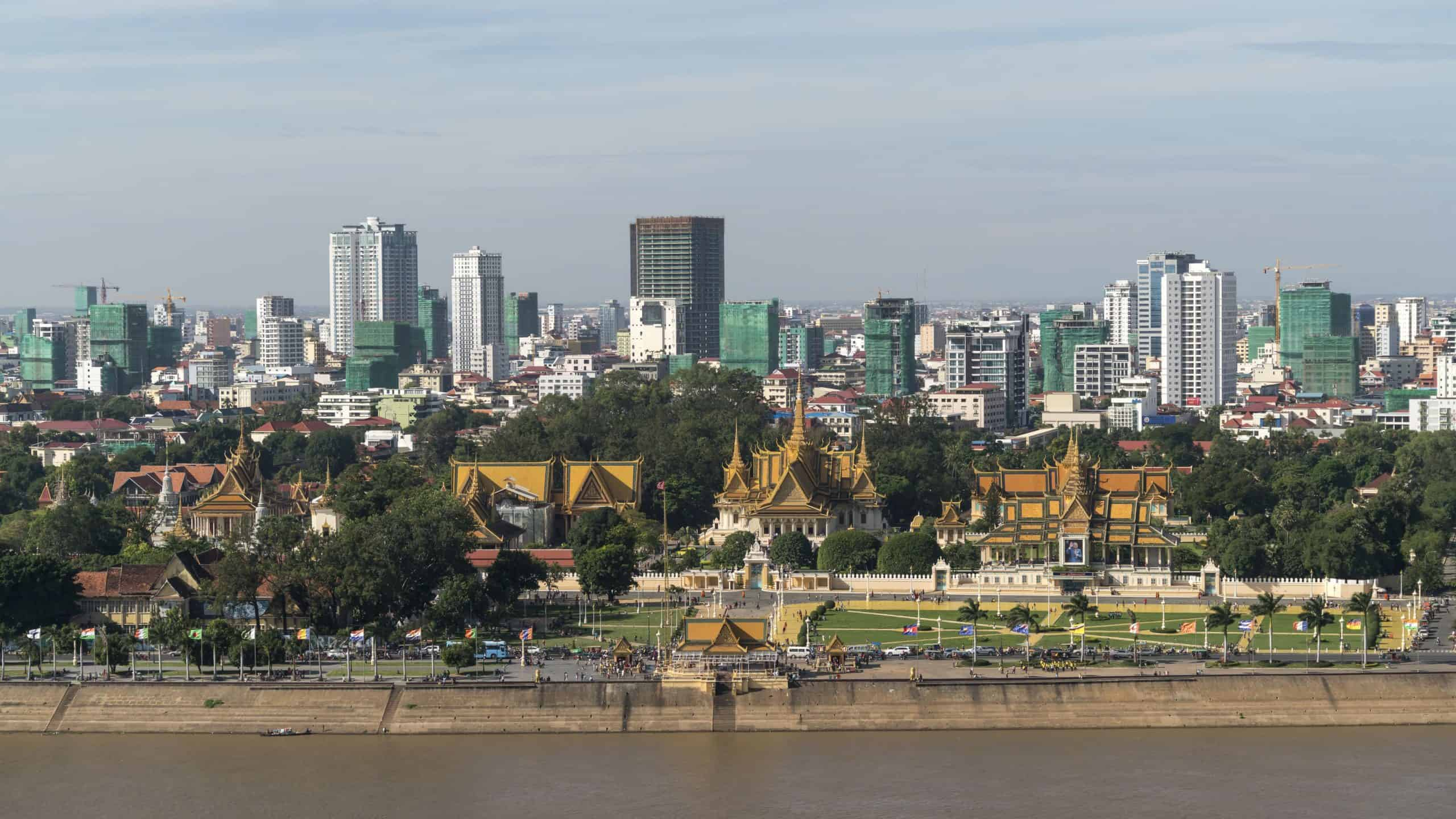 la ciudad mas barata de Camboya