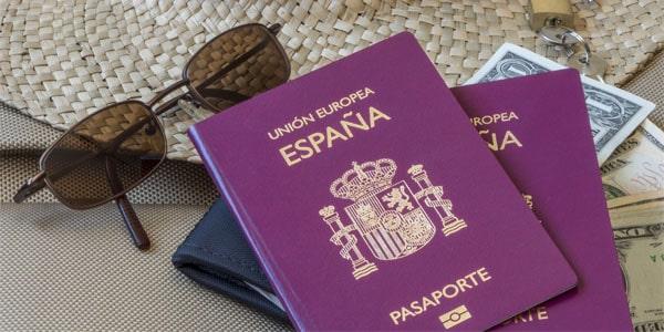 pasaporte españa en tailandia llevar de viaje