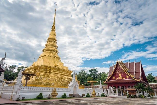 mejores lugares nan tailandia