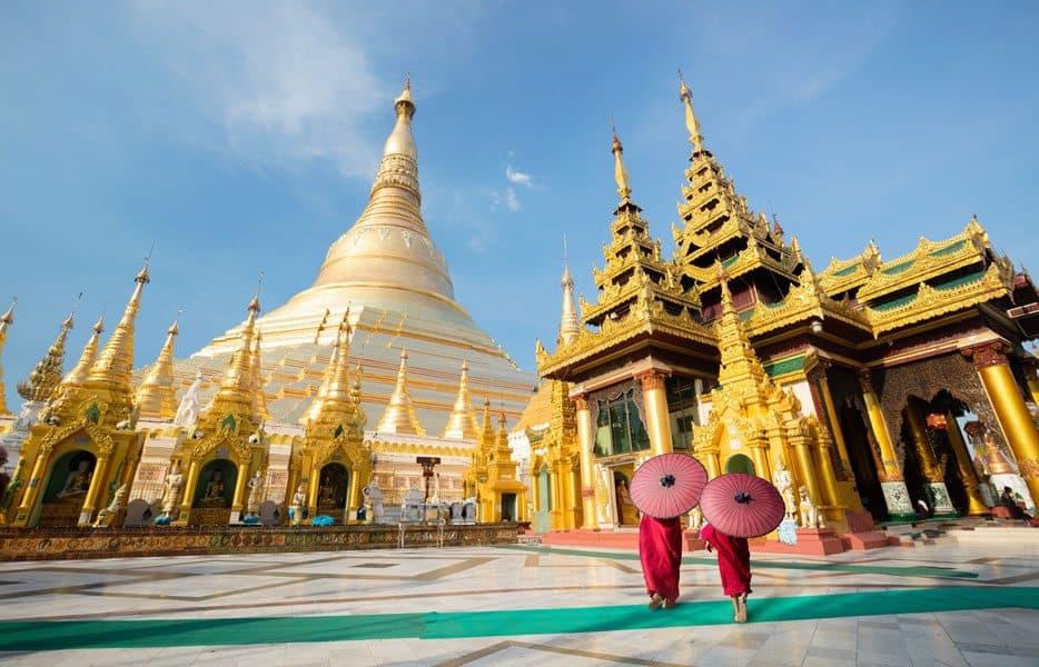 la segunda ciudad mas barata de Myanmar