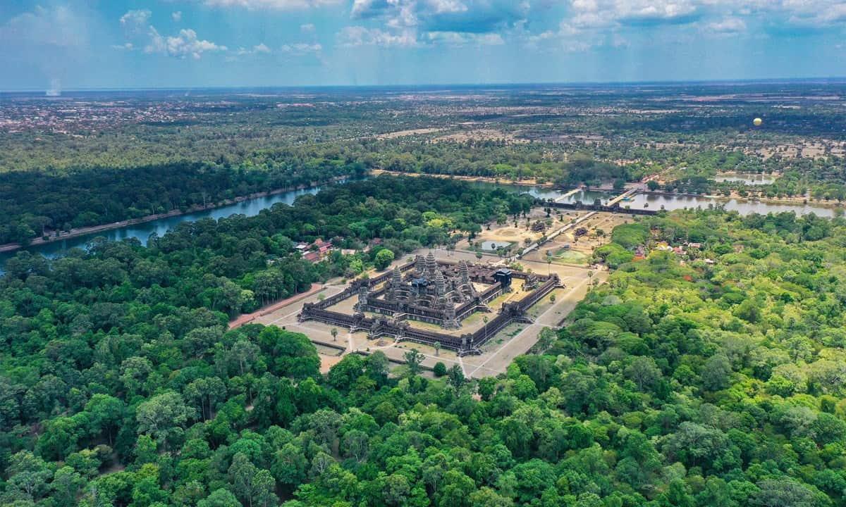la segunda ciudad mas barata de Cambodia