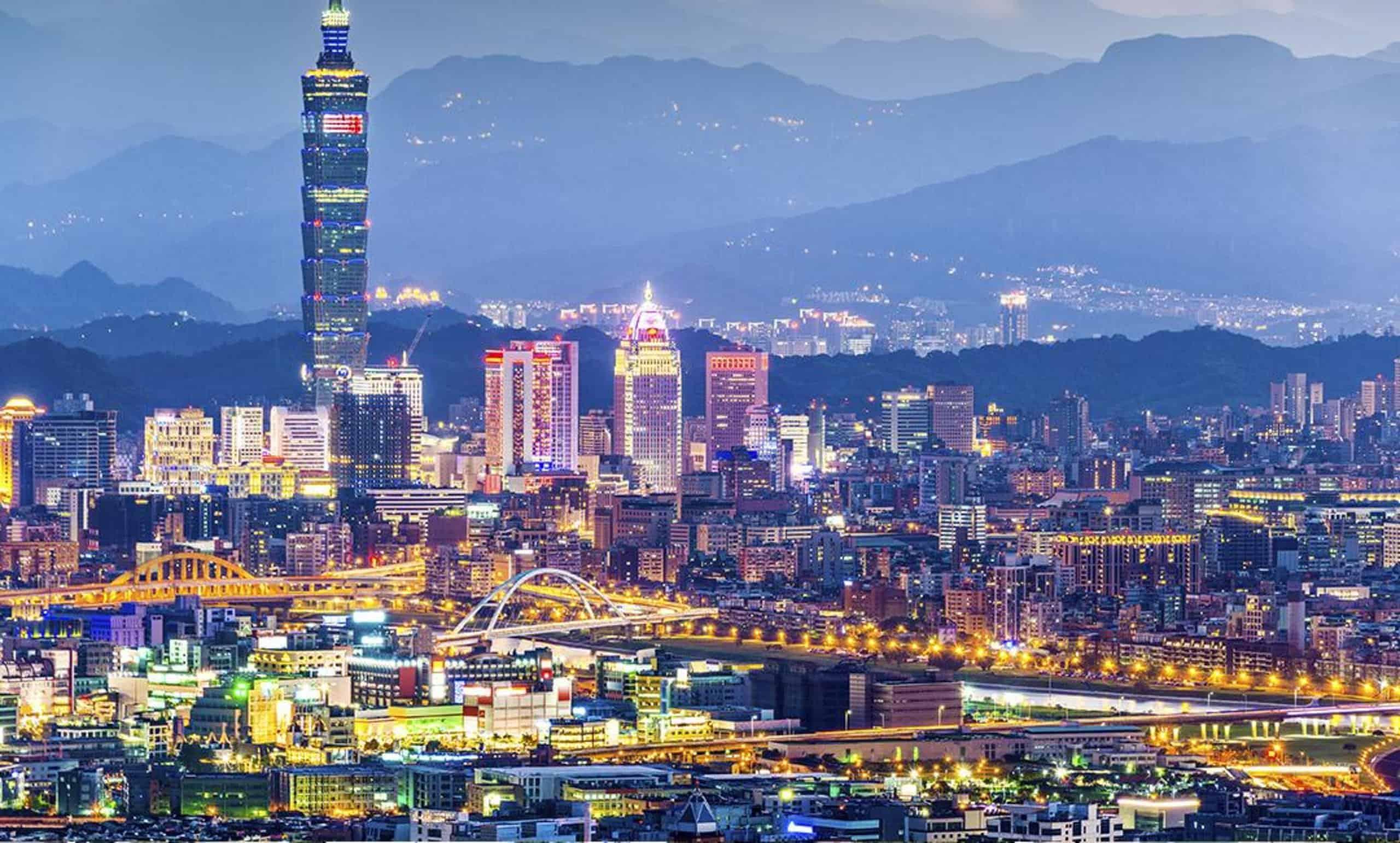 la ciudad mas barata de taiwan