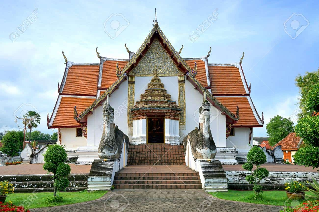 Wat Phumin o Wat Phu Min Templo Nan